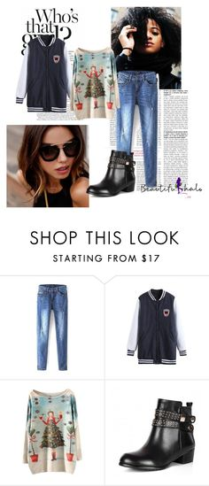 """""""Beautifulhalo 26"""" by semic-merisa ❤ liked on Polyvore featuring bhalo"""