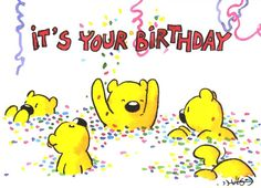 It's Your Birthday - Leendert Jan Vis