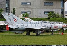 Mikoyan-Gurevich MiG-21UM Polish Air Force