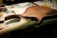 Black Water Guitars, what attention to detail!