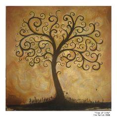 Tree of Life by cherry pie