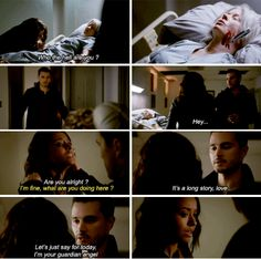 """Postcards from the Edge"" - Bonnie and Enzo Vampire Diaries Enzo, Vampire Diaries Season 7, Vampire Diaries The Originals, Ian Somerhalder, Enzo Tvd, Bonnie And Enzo, Stefan And Caroline, Michael Malarkey, Your Guardian Angel"