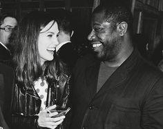 Keira Knightley & Steve McQueen