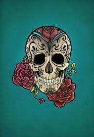 mexican skull - Google Search