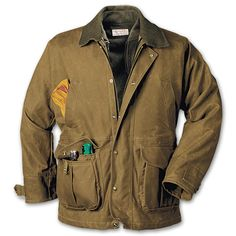 Medium - Tin Cloth Field Jacket - Extra Long | Filson
