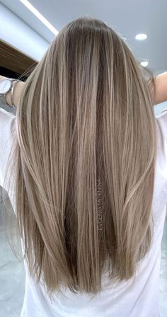 Light Brunette Hair, Blonde Hair Looks, Brown Blonde Hair, Light Brown Hair, Light Hair, Brownish Blonde Hair Color, Natural Blonde Color, Cool Blonde Hair Colour, Beige Hair