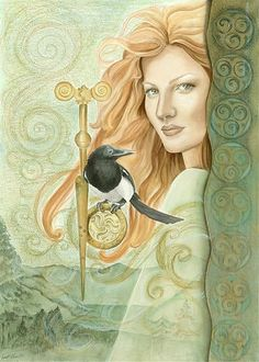 Culture: Irish and Welsh   Also called Don, Dana and Anu.   She is the most ancient of the Celtic Goddesses that we have any knowledge of. I...