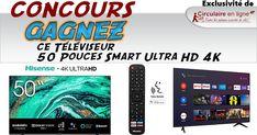 Concours Téléviseur 50 Pouces Ultra Hd 4k, Quebec, Pageants, Quebec City