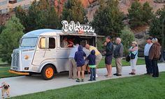 Bellatazza Coffee Truck