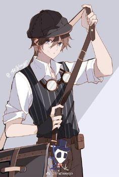 Anime Oc, Fanarts Anime, Kawaii Anime, Anime Guys, Fantasy Characters, Anime Characters, Character Concept, Character Art, Identity Art
