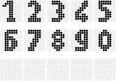 Numeri '1 2 3 4 5 6 7 8 9 0 '