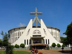 Matriz de São Pio X e Santa Rita de Cássia -Nova Londrina (PR)