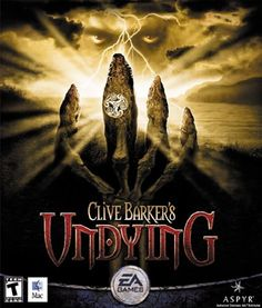 We need more Clive Barker games.
