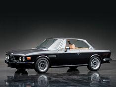 BMW 3.0CS & 3.0CSi Coupe (1971-75)