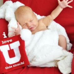 i love U this much! GO UTES!