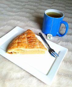 Galette frangipane (vegan, sans gluten)