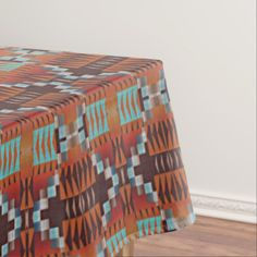 Trendy Native American Indian Tribal Pattern Tablecloth