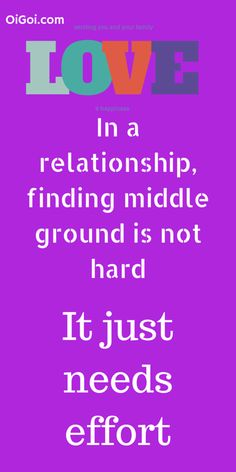 www.OiGoi.com Do you argue or fight with your partner? #couples #marriage Inspirational Quotes About Love, Love Quotes, Our Love, Effort, Marriage, Relationship, Feelings, Couples, Qoutes Of Love
