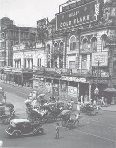 Discover India: The Lost Mumbai (Bombay) Colonial India, Mumbai City, India Images, History Of India, Vintage India, India Travel, India Map, Dream City, West Bengal