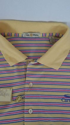 Peter Millar XL Golf  Shirt -Benefits Charity #PeterMillar #PoloRugby