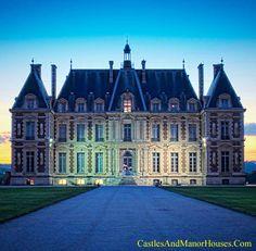 Château de SceauxSceaux, Hauts-de-Seine, France.