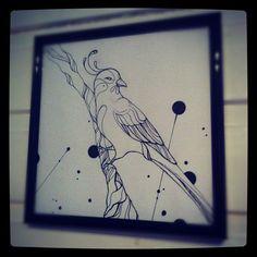 Bird @frida_haugland
