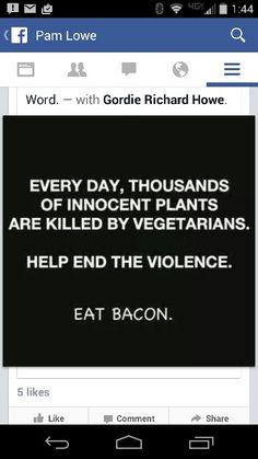 Eat Bacon...