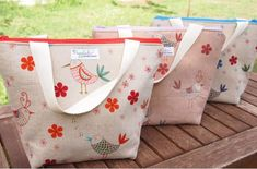 Insulated Tote-style Lunch Bag