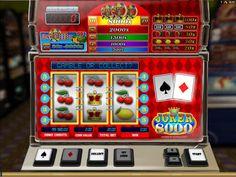 Spielautomaten Joker 8000 - Joker 8000 ist eine skandinavische Version des klassischen Früchte Spielautomaten, welches große Gewinne und ein interessantes, unterhaltsame Spiel in drei ver-schiedenen Spielmodi bietet. - http://www.online-kasino-spielautomaten.com/spiele/spielautomaten-joker-8000 #SpielAutomaten #Jackpot #Spielautomaten #Joker8000