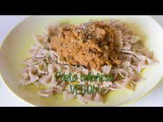 Pasta boloñesa vegana   Receta rápida y fácil