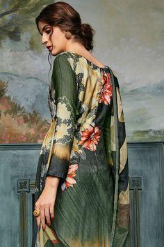 Pashmina Salwar Suit Shop Online in USA🇱🇷📲 www.pinkphulkari.com Suit Shop, Salwar Suits, Kimono Top, Concept, Usa, Shopping, Tops, Women, Fashion