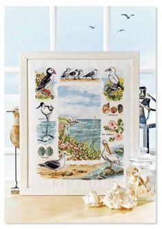 Gallery.ru / Фото #1 - Birds of our shores (Anchor)Птицы наших берегов - Ayrin