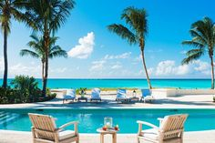 Where to stay in Turks and Caicos? Here are the island's best villas including Turtle House Estates, Hawksbill Villa on Grace Bay Beach, Amazing Grace Villa, Amanyara, Gansevoort, and  the Ritz-Carlton Hotel and Residences.