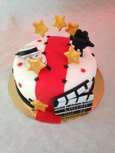 Hollywood taart