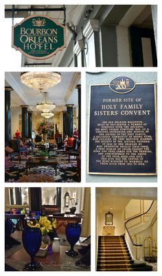 Vising New Orleans soon? Check out our stay at the Bourbon Orleans Hotel in the historic and magical French Quarter!