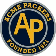 Green bay Packers Retro Logo NFL poster x Acme Green Bay Packers Logo, Nfl Green Bay, Go Packers, Packers Football, Greenbay Packers, Packers Baby, Packers Season, Browns Football, Football Season