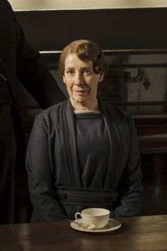 Phyllis Logan ~ Elsie Hughes Downton Abbey Ladies - Series 5 (x)