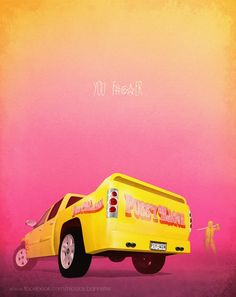 Famous Movie Cars by Nicolas Bannister | From up North