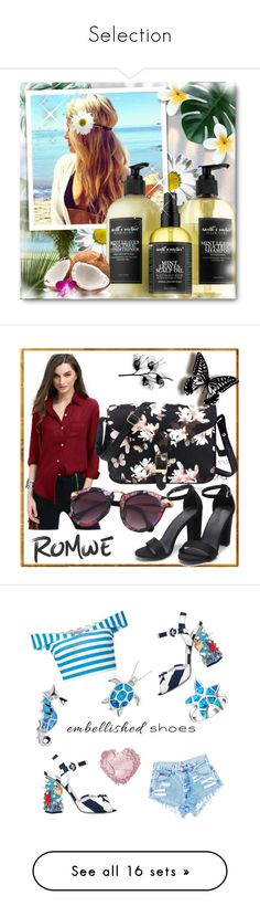 """""""Selection"""" by rock-my-hillbilly ❤ liked on Polyvore featuring beauty, WALL, Therapy, Dolce&Gabbana, BillyTheTree, Bling Jewelry, Miss Selfridge, Kipling, Joshua's and Too Faced Cosmetics"""