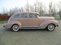 De Soto S6 Custom De Luxe - 1939