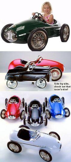 Pedal Racer On Sale. Pedal Cars - Kidsonroll.com