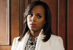 The 14 Most Ridiculous Ways Scandal Has Hidden Kerry Washington\'s Pregnancy - Today\'s News: Our Take | TVGuide.com