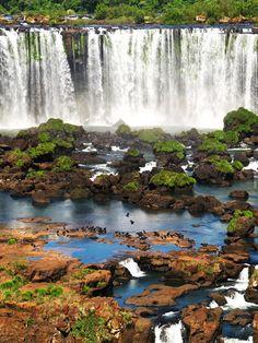 Iguazu falls by Martin Bisof on 500px