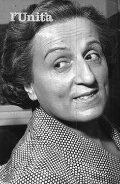Titina De Filippo, comédienne, membre du jury du Festival de Cannes 1953 #TEDxceWomen