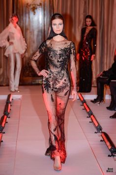 interesting-Yulia Yanina HOUTE COUTURE SPRING/SUMMER 2013 Yulia Yanina High Fashion Haute Couture featured designer