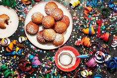 How to Celebrate Mardi Gras With Doughnuts