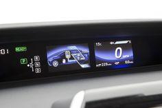 Hydrogen Fuel, Flip Clock, Toyota