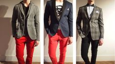 Gotstyle Blazer Stage Outfits, Suit Jacket, Breast, Blazer, Suits, Jackets, Men, Fashion, Down Jackets