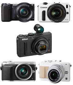 Digital cameras :: Gourmet Traveller