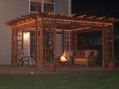 Image detail for -Patio Shade And Privacy Ideas For The Hot Tub - General Discussion ...